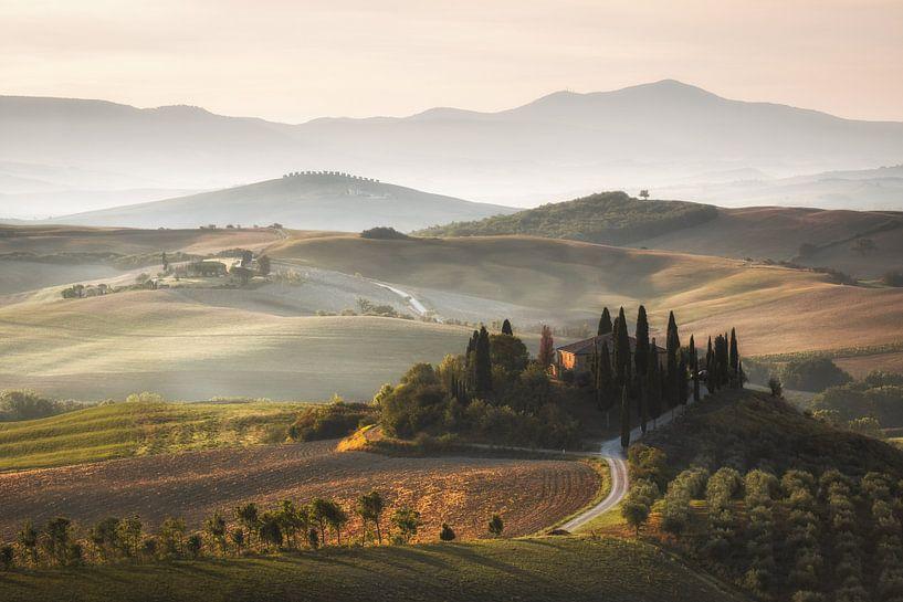 Toscane van Jeroen Linnenkamp