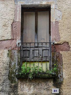 Balkon II van Odette Kleeblatt
