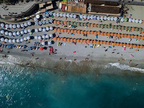 Monterosso al Mare van