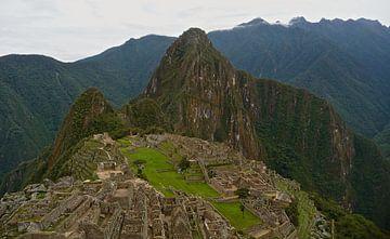 'Machu Picchu', Peru sur Martine Joanne