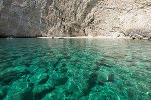 Blauwe grotten Zakynthos
