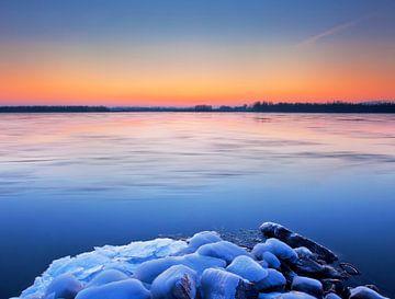 Sonnenaufgang von Frank Peters