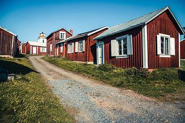 Kirchdorf Gammelstad in Schweden von Expeditie Aardbol