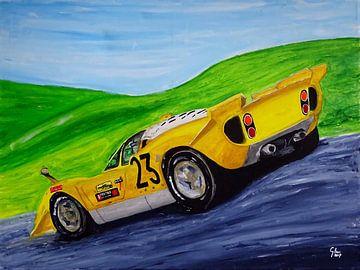 Ecurie Francorchamps  - 1000 km von Spa 1970 sur DeVerviers