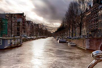De Goud Glinsterende Amsterdamse  Herengracht