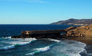 Kliffen van La Pared van Jorna Blokland