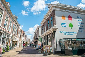 Herentraat Huygenskwartier Voorburg von Barbara Koppe