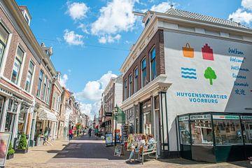 Herentraat Huygenskwartier Voorburg sur