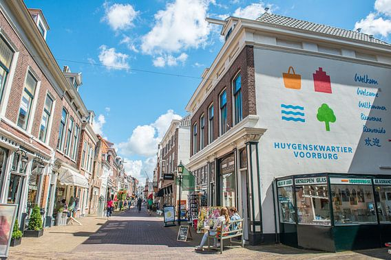 Herentraat Huygenskwartier Voorburg