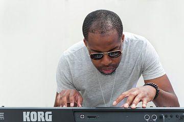 Jazz Pianist von Wouter Moné