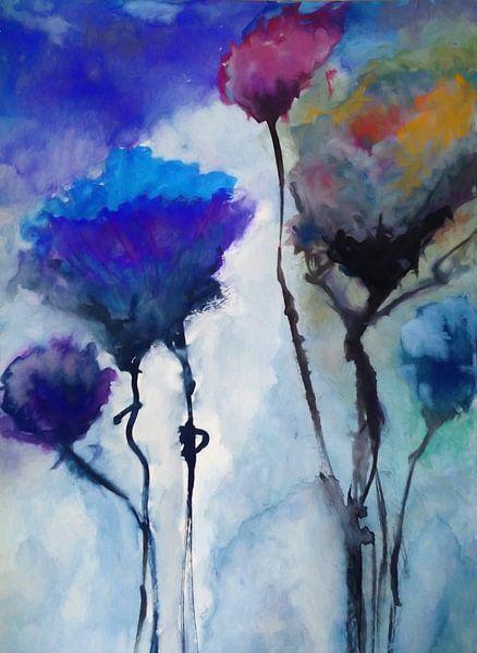 Blumen von Angel Estevez