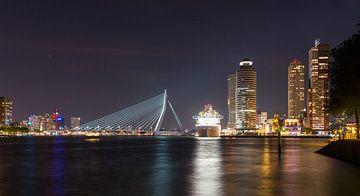 Rotterdam Cruise city van