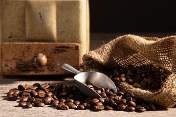Koffiebonen van