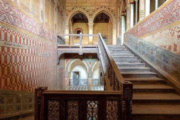 beeindruckende Treppe von Kristof Ven