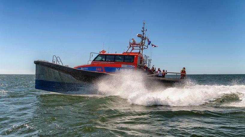 KNRM reddingboot NH1816 van Roel Ovinge