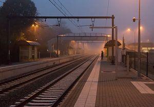 de eerste trein sur