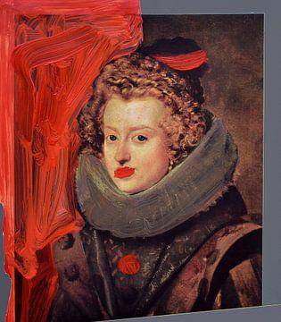 Rücksichtslose Rote Marie von Nop Briex