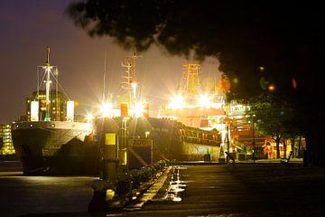 Haven van Rotterdam. van Niels Stolk