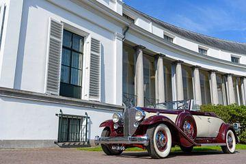 Packard Twin S10 klassieke Amerikaanse auto van Sjoerd van der Wal