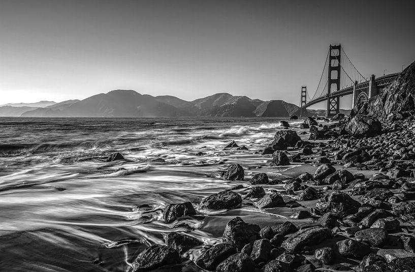 Golden Gate Baai van Joris Pannemans - Loris Photography