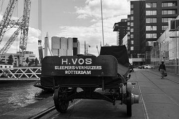 Leuvehaven, Rotterdam sur Edwin van Laar