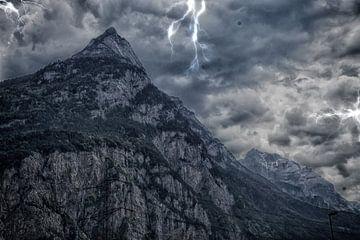 zwitserland landschap van Tiffany Venus