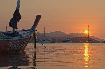 Sunset Koh Phangan, Thailand