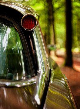 Citroën DS 23 Pallas sur Wim Schuurmans