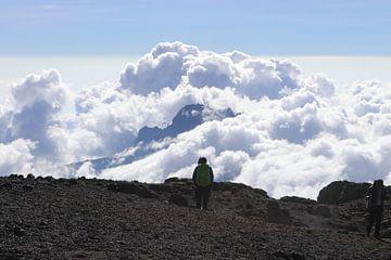 Boven De Wolken van Arno Snellenberg