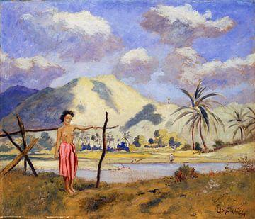 Louis Eilshemius, Samoa - 1907 von Atelier Liesjes