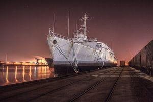 Verlassenes Schiff von michel van bijsterveld