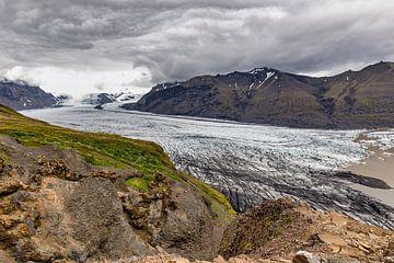 Vatnajökull-Gletscher von Easycopters