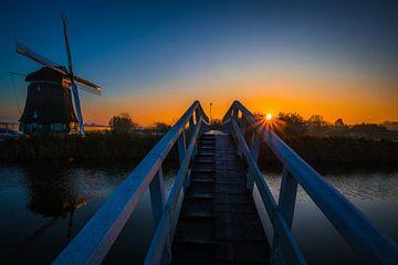 Brücke zur Fräse von peterheinspictures