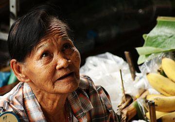 Thaise vrouw von Carli Wensveen