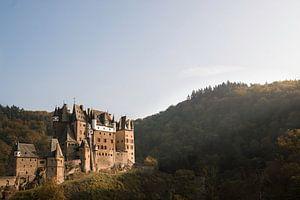 Burg Eltz van Jaap Burggraaf