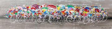 Radfahrer von Atelier Paint-Ing