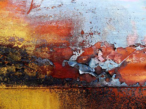 De Kleuren Van Roest - abstracte fotografie