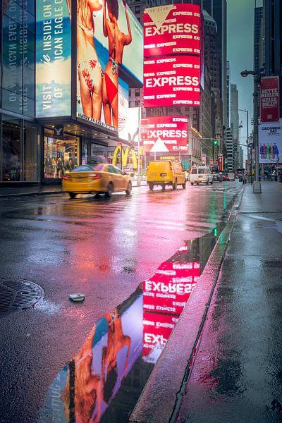 New York reflections van Dennis Donders