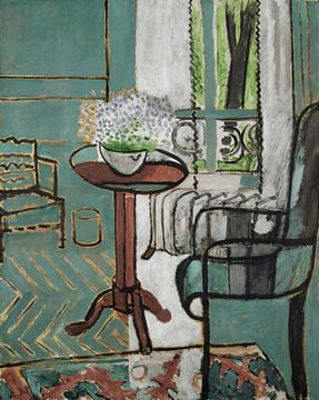Henri Matisse~Das Fenster