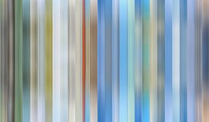 Kleurenpalet van de  Waddeneilanden, -kust en -zee in Nederland van