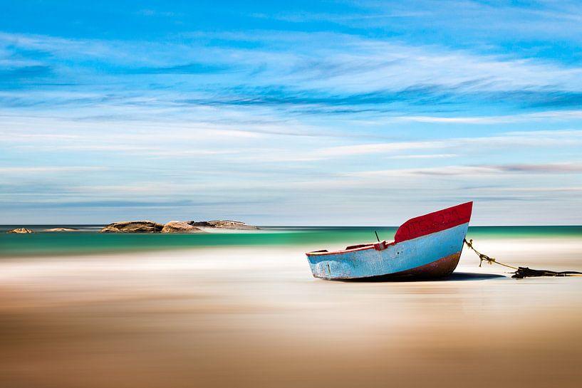 Fishing Boat van Thomas Froemmel