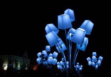 Final Blue von Edwin Stuiver