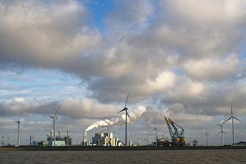 Energetisches Eemshaven von Arthur de Groot