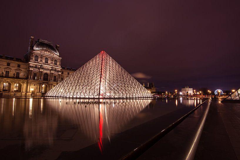 Louvre van Ronne Vinkx