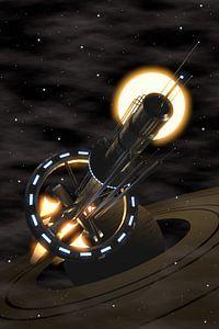Space. Ship.