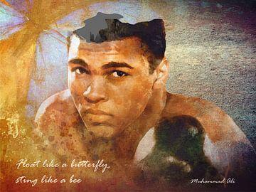 Muhammad Ali von Henk Bouckaert
