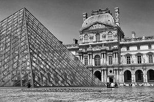 Parijs het Louvre