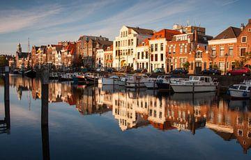 Delfshaven Rotterdam sur