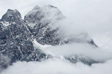 Berg Waxenstein Garmisch-Partenkirchen von Robin Berndt