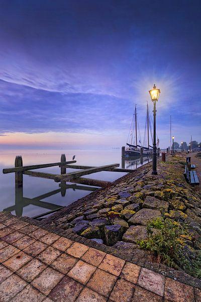 ochtendgloren in Volendam van gaps photography